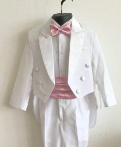 szines keresztelő esküvői öltöny